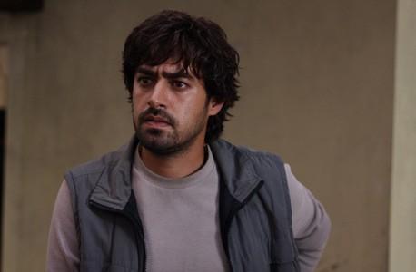 Shahab Hosseini in una scena di About Elly
