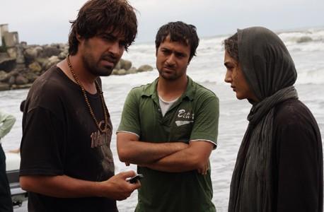 Un'immagine del film About Elly con Shahab Hosseini