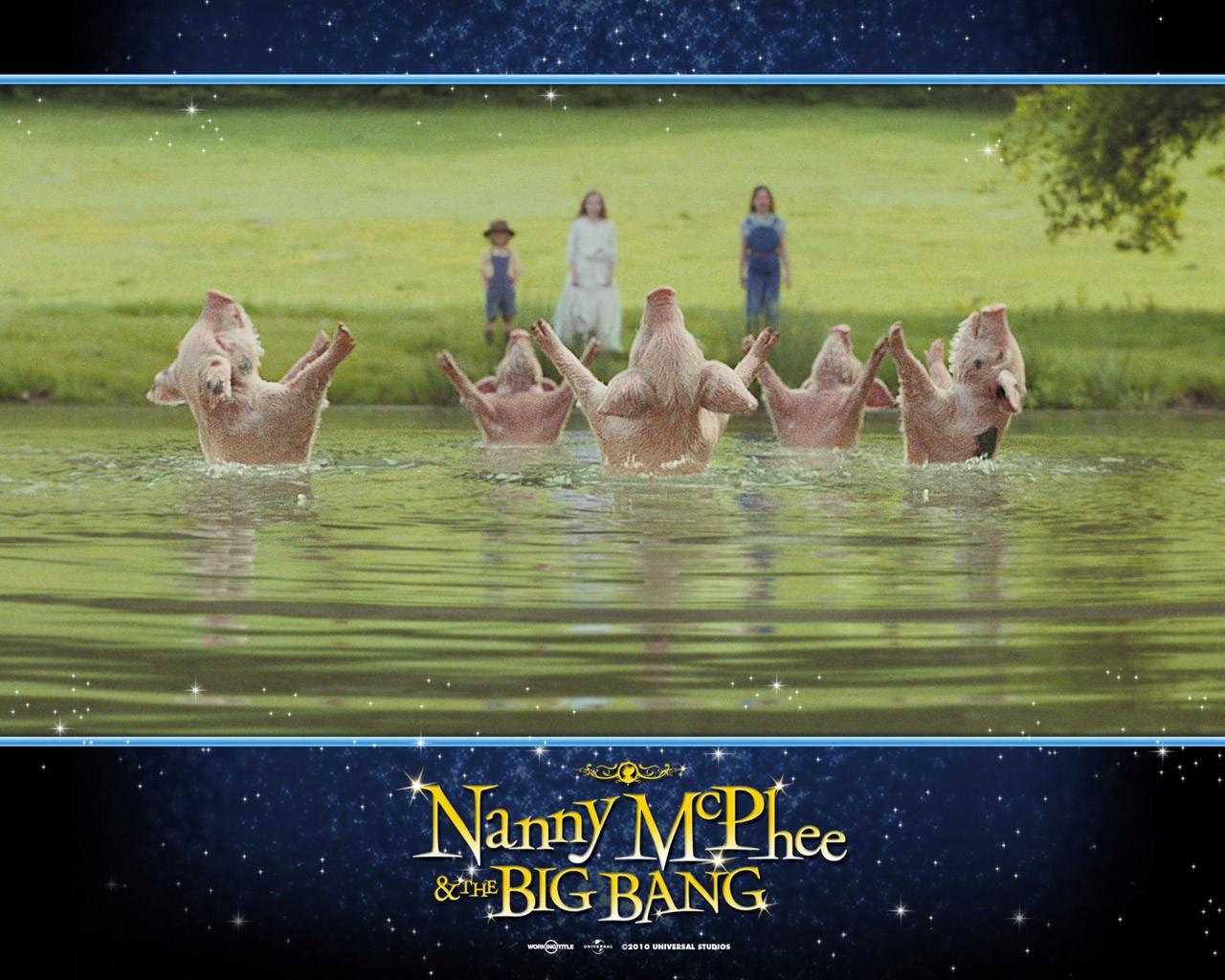 Wallpaper di Nanny McPhee and the Big Bang