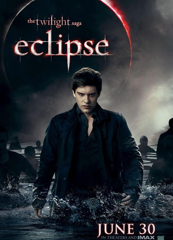 Un character poster di Riley (Xavier Samuel) per il film The Twilight Saga: Eclipse