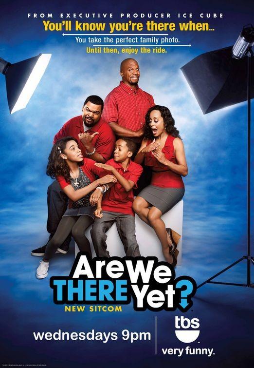 Un poster della serie Are We There Yet?
