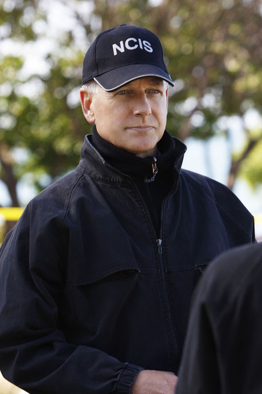 Jethro Gibbs (Mark Harmon) nell'episodio Patriot Down di N.C.I.S.