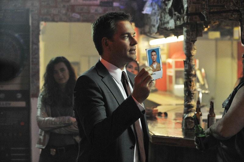 Michael Weatherly chiede informazioni nell'episodio Borderland di N.C.I.S.