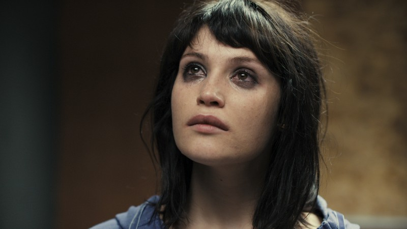 Alice Creed (Gemma Arterton) nel film The Disappearance of Alice Creed
