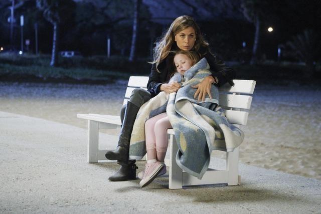 FlashForward: Sonya Walger nell'episodio Future Shock