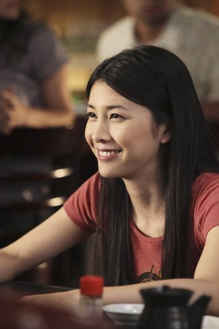 FlashForward: Yuko Takeuchi nell'episodio Future Shock