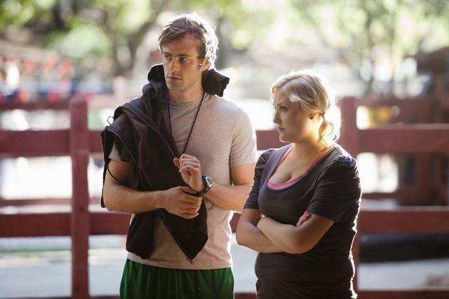 Huge: Zander Eckhouse ed Hayley Hasselhoff in una scena dell'episodio Hello I Must Be Going