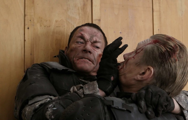 Jean-Claude Van Damme e Dolph Lundgren, nemici per il film Universal Soldier: Regeneration
