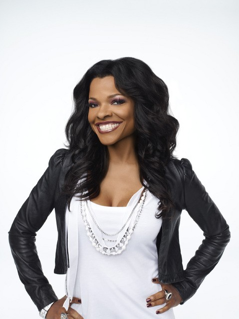 Keesha Sharp in una foto promozionale della serie Are We There Yet?