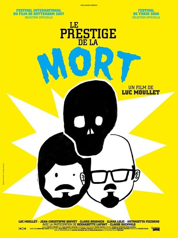La locandina di Les Prestige de la mort