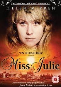 La locandina di Miss Julie