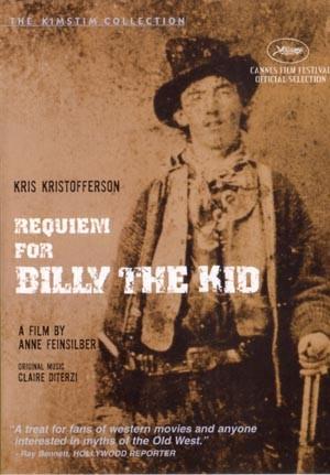 La locandina di Requiem for Billy the Kid