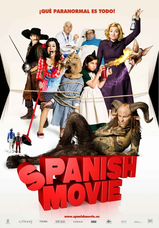 La locandina di Spanish movie