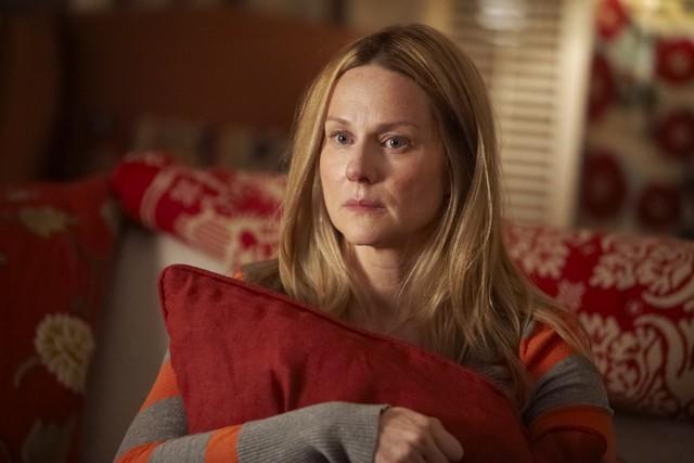 Laura Linney in una scena del pilot della serie The Big C