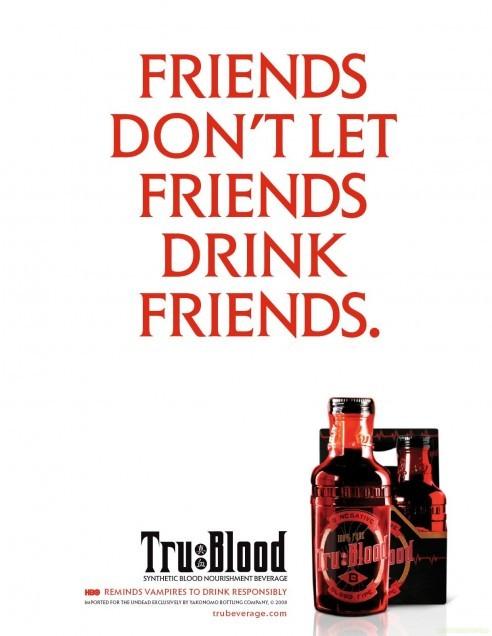 Nuovo ironico Teaser Poster della Stagione 3 di True Blood, al via il 13 giugno sulla HBO