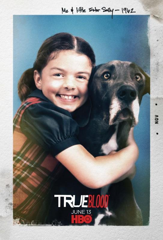 Nuovo Teaser Poster della Stagione 3 di True Blood, al via il 13 giugno sulla HBO