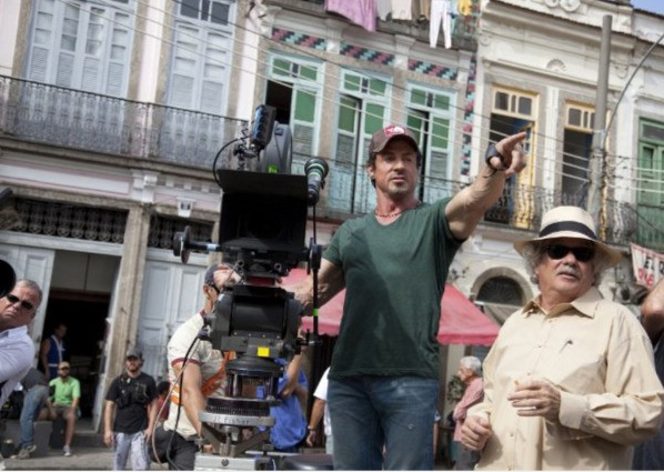Sylvester Stallone dirige The Expendables