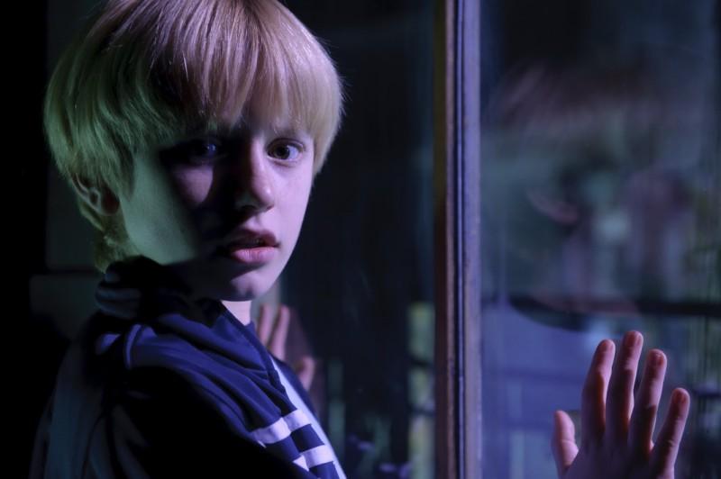 Un'immagine di Nathan Gamble dal film The Hole in 3D