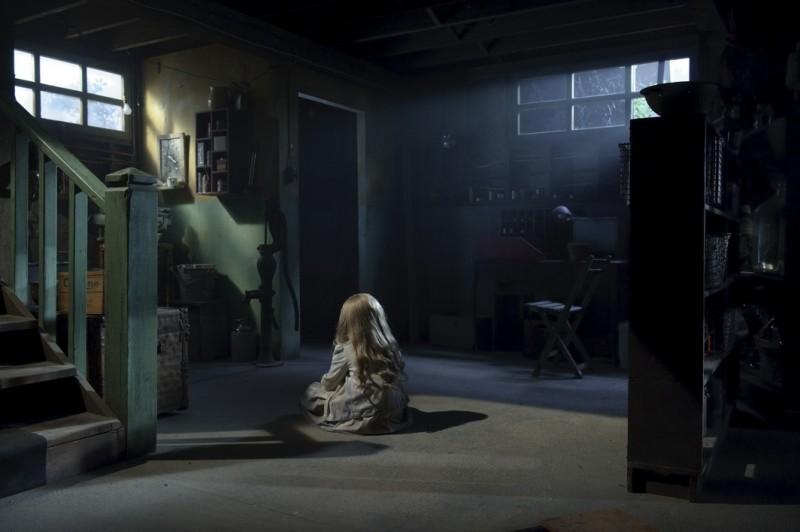Una misteriosa immagine del film The Hole in 3D