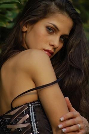 Una sensuale immagine di Tresy Taddei