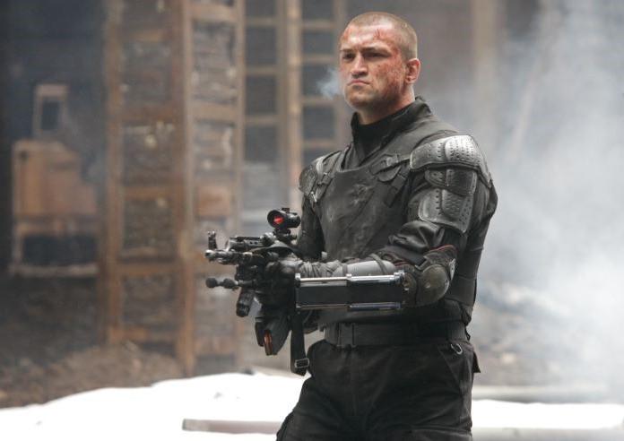 Andrei Arlovski in un'immagine del film Universal Soldier: Regeneration