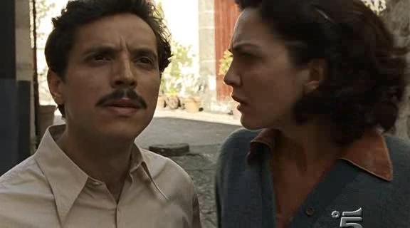 Carmelo Galati è Placido Rizzotto nella serie Il Capo dei Capi