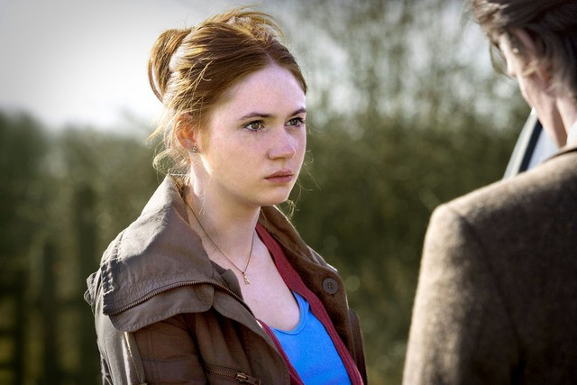Karen Gillan dall'episodio Amy's Choice di Doctor Who