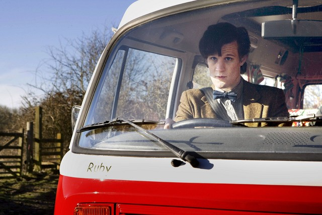 Matt Smith nell'episodio Amy's Choice di Doctor Who