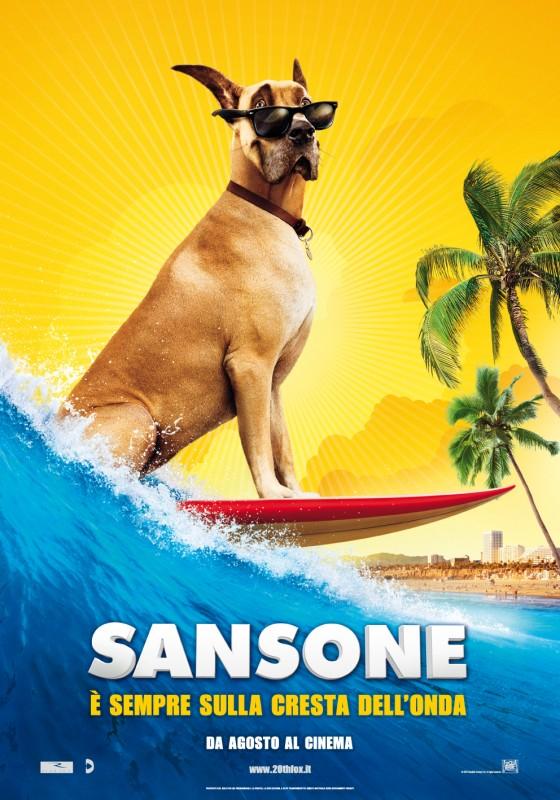 Poster italiano di Sansone