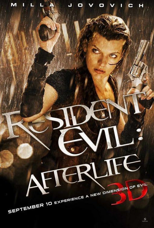 Un nuovo teaser poster di Resident Evil: Afterlife