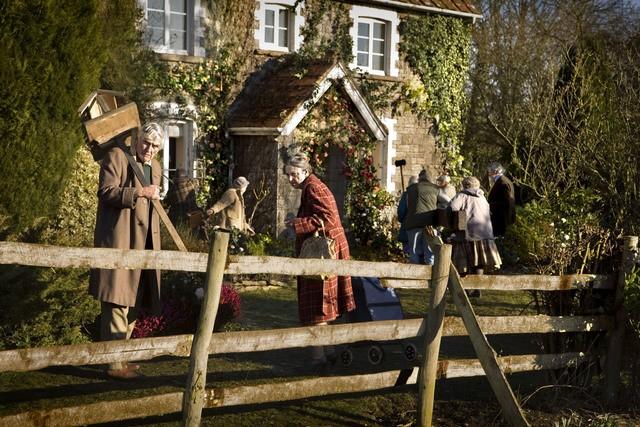 Una scena dell'episodio Amy's Choice di Doctor Who