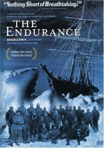 La locandina di The Endurance: Shackleton's Legendary Antarctic Expedition