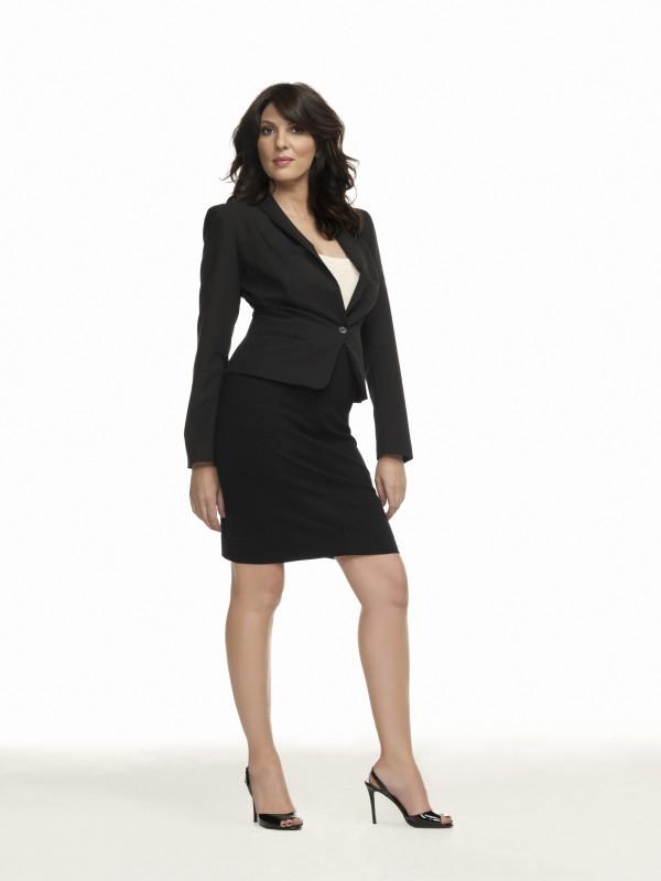 Leverage: Gina Bellman in una immagine promozionale della stagione 3 della serie