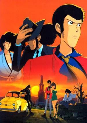Poster della serie tv Le avventure di Lupin III (1971)