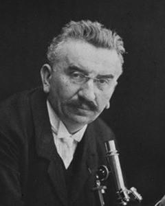 Una foto di Louis Lumière