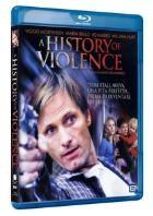 La copertina di A History of Violence (blu-ray)