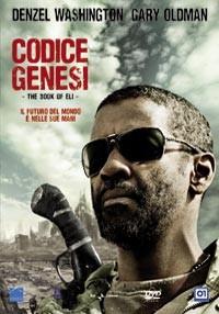 La copertina di Codice Genesi (dvd)