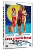 La copertina di Luna di miele in tre (dvd)