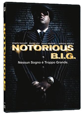 La copertina di Notorious B.I.G. (dvd)
