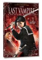 La copertina di The Last Vampire: Creature nel buio (dvd)
