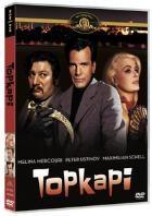 La copertina di Topkapi (dvd)