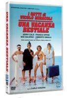La copertina di Una vacanza bestiale (dvd)
