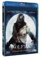 La copertina di Wolfman - Extended Director's Cut (blu-ray)