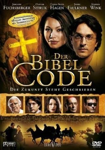 La locandina di Bible code- Il segreto della Bibbia
