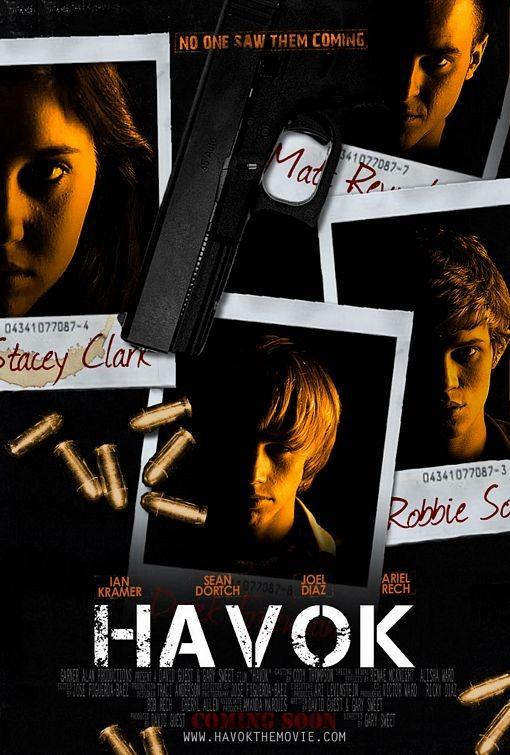 La locandina di Havok