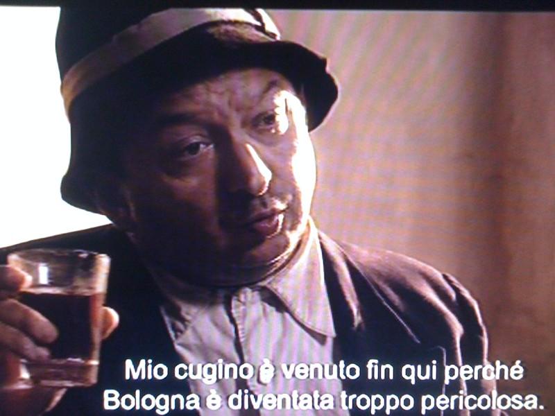 Orfeo Orlando in una scena de L\'uomo che verrà Miglior Film ai David di Donatello 2010