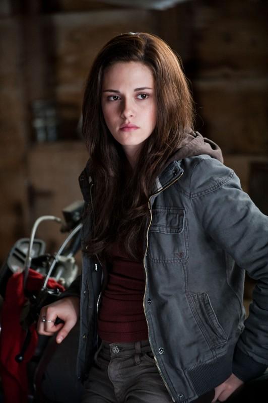 Bella Swan (Kristen Stewart) in una sequenza del film The Twilight Saga: Eclipse