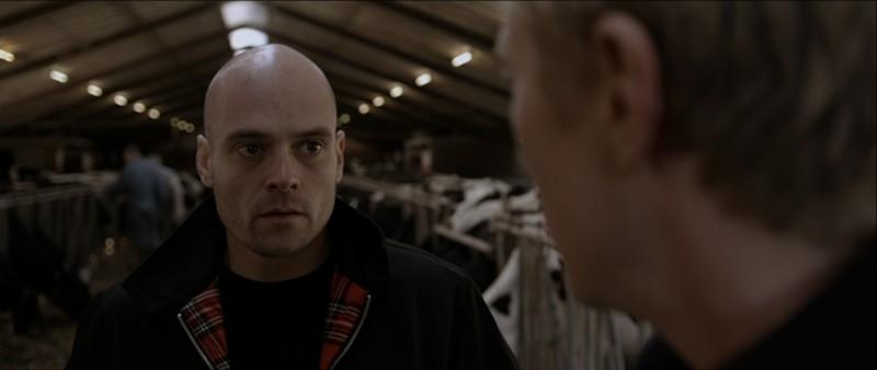 David Dencik in una scena del film Brotherhood