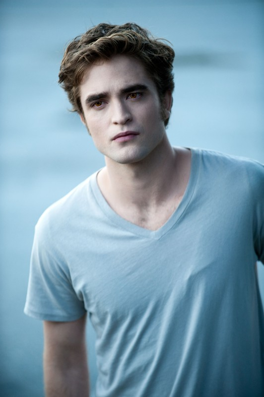 Edward Cullen (Robert Pattinson) nel film The Twilight Saga: Eclipse