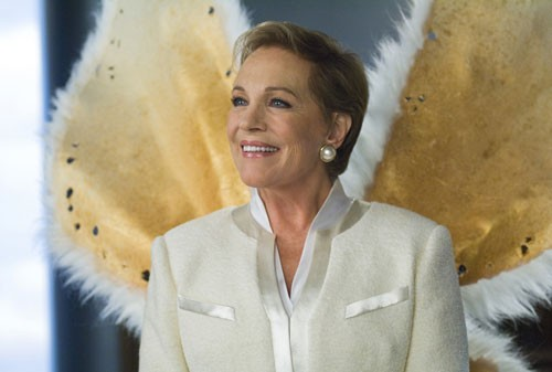 Julie Andrews nei panni di Lily nel film The Tooth Fairy